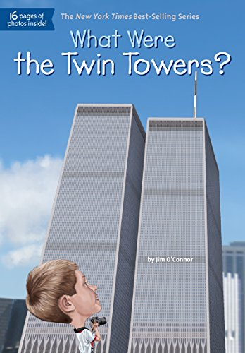 Books : What Were the Twin Towers? (What Was?)