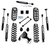 "Teraflex Jeep Wrangler JK 4 Dr Unlimited 2.5"" Suspension Lift With FREE Steering Stabilizer - Includes Teraflex Lift # 1251000 & Stabilizer # 1513001"
