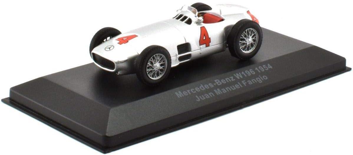 Atlas Mercedes-Benz W196 1954 1//43 Juan Manuel Fangio