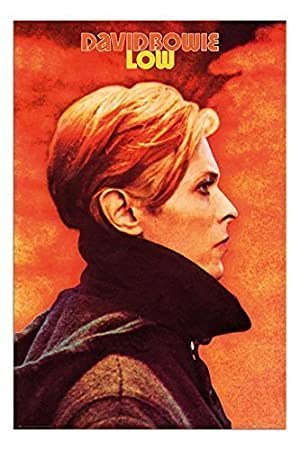 """David Bowie Holland  Poster  24/""""x36/"""" maxi size"""