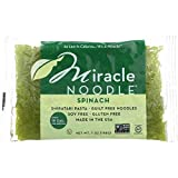 Noodle Angel Hair Spinac 7 OZ (Pack of 6)