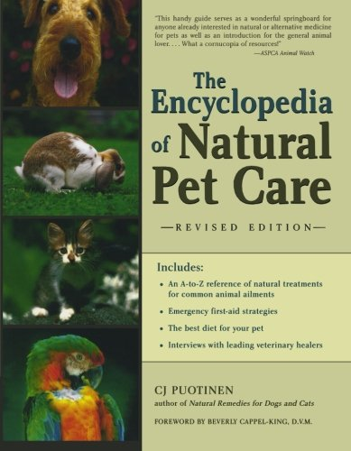 The Encyclopedia of Natural Pet Care