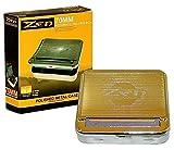 zen cone rolling machine - Zen 70mm Metallic Box Automatic Cigarette Rolling Paper Machine Roller