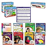 Carson-Dellosa Publishing - Common Core Kit Math/Language Grade 2 ''Product Category: Classroom Teaching & Learning Materials/Reading & Writing Materials''