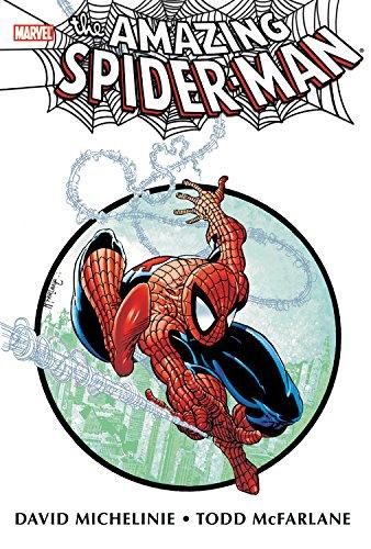 Amazing Spider-Man by David Michelinie & Todd MacFarlane Omnibus (Man Spider Mcfarlane)