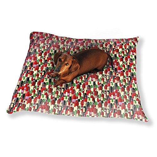 Store Sparkling Wine (Wine Store Dog Pillow Luxury Dog / Cat Pet Bed)