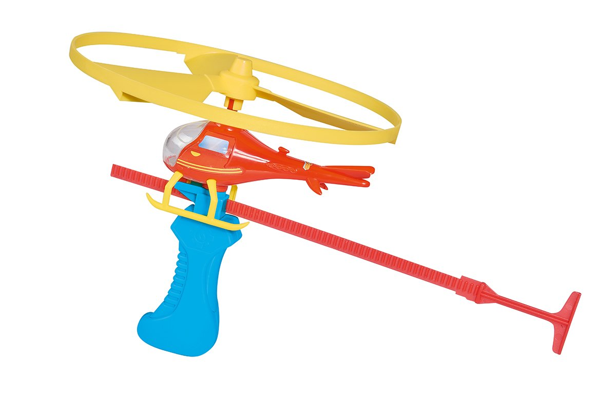 Simba 109252127 - Feuerwehrmann Sam Wallaby Flugspiel Simba Toys