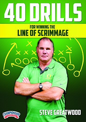 (40 Drills for Winning the Line of Scrimmage)