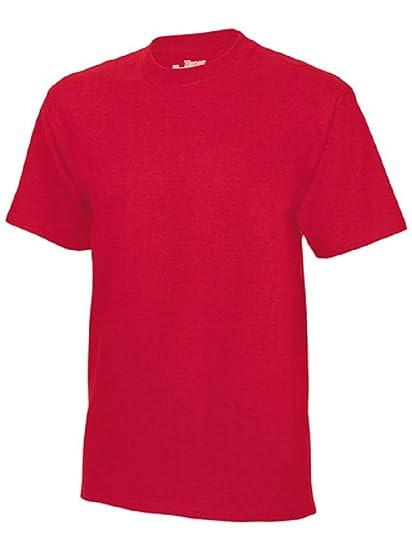 Hanes USA Beefy-T, Camiseta para Hombre: Amazon.es: Deportes y aire libre