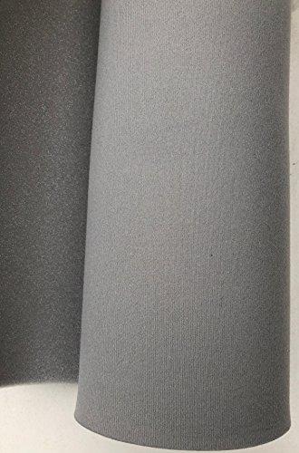 Headliner Doctor repair fabric WORKS WITH Chevy Silverado-GMC Sierra-Medium Dark Gray-72