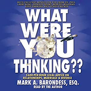 What Were You Thinking? Audiobook