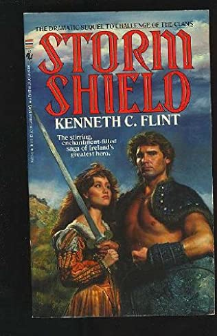 book cover of The Storm Shield