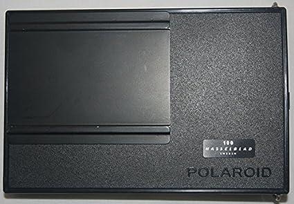 amazon com hasselblad 100 polaroid instant film magazine back with