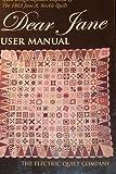 Dear Jane Quilt Software Manual