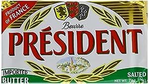 President, Butter Bar, 7 oz (Salted)