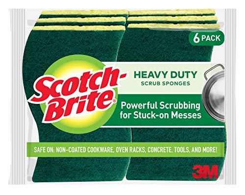 Scotch-Brite Heavy Duty Scrub