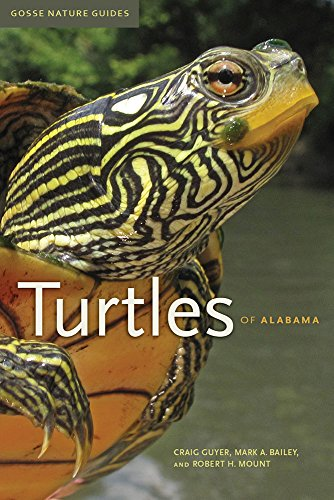 Turtles of Alabama (Gosse Nature Guides)