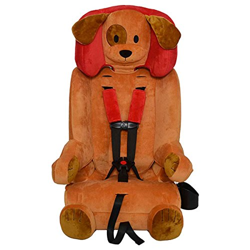 Sentry Guardimals Combination 3-in-1 Harness Booster Car Seat, Puppy