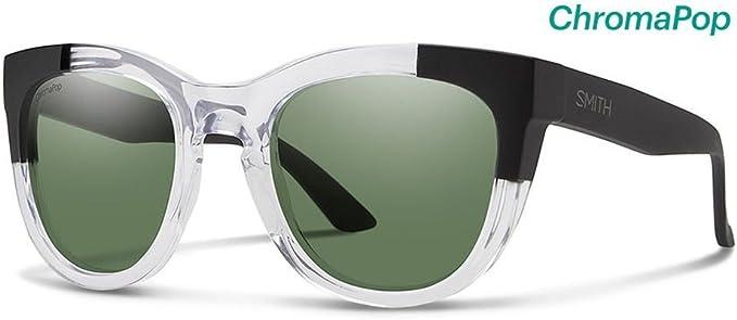 SMITH Sunglasses SIDNEY F45 Beige Brown Women 52x22x145
