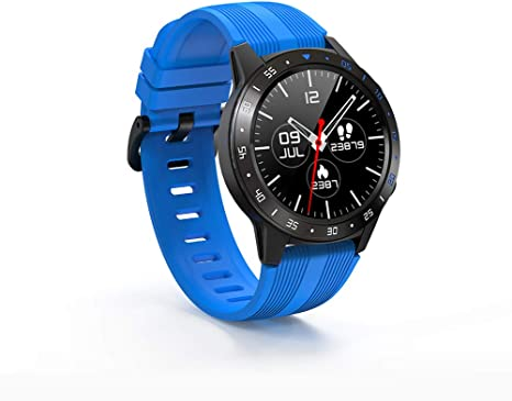 Amazon.com: M5 GPS Smart Watch Android Phone Call Bluetooth ...