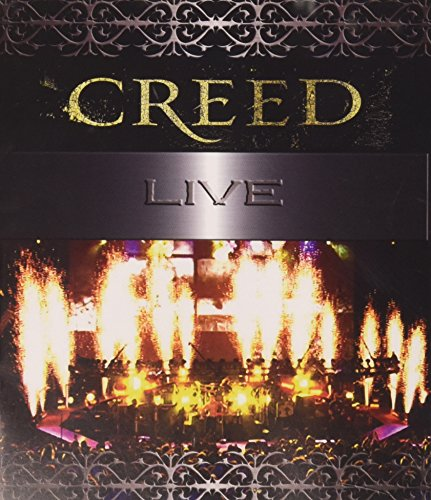 Creed - Live (DVD)
