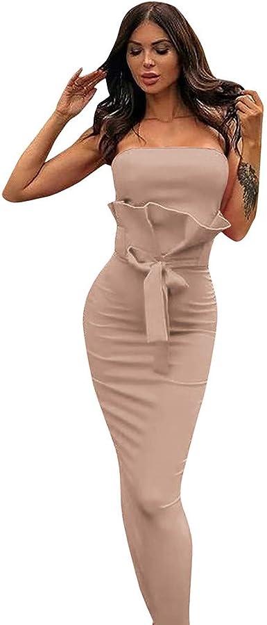 Vestiti Tubini Eleganti.Longra Vestiti Tubino Con Fiocco Vestiti Donna Eleganti Da Sera