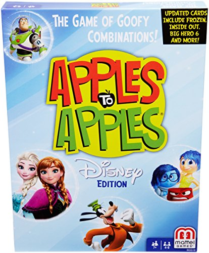 Disney Apples to Apples Game]()