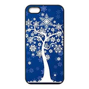 The Beautuful Trees Hight Quality Plastic Case for Iphone 5s