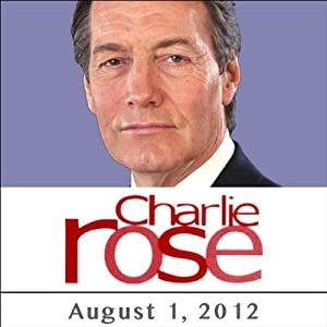 Charlie Rose: Chuck Todd, Ed Rendell, and Jim Holt, August 1, 2012 Radio/TV Program