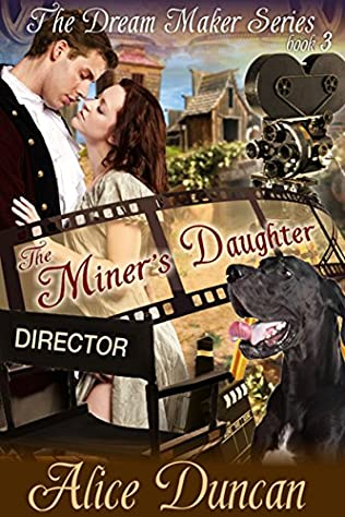 book cover of The Miner\'s Daughter