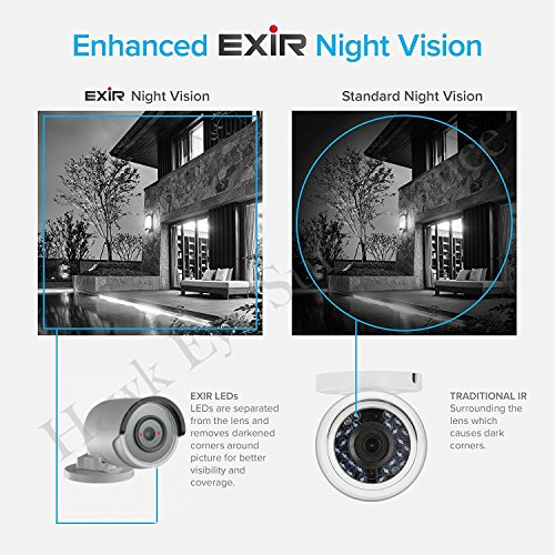 2MP PoE Security IP Camera - Compatible with Hikvision DS-2CD2023G0-I Bullet,Indoor and Outdoor,Weather Proof,IR Night Vision, 4mm Lens,Best for Home and Business Security,3 Year Warranty