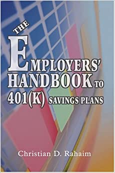 Book The Employers' Handbook to 401(k) Savings Plans