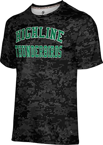 ProSphere Men's Highline College Digital Shirt (Apparel) (XXX-Large)