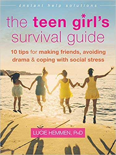 [By Lucie Hemmen ] The Teen Girl's Survival Guide: Ten Tips for Making Friends, Avoiding Drama, and Coping with Social Stress (Paperback)【2018】by Lucie Hemmen (Author) (Paperback) ()