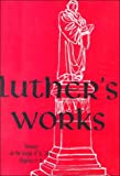 Luther's Works, Martin Luther, 0570064236