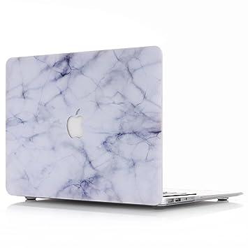 Funda Macbook Air 13, L2W Macbook Air 13,3 Pulgadas de Margarita de Shell rígido de Caucho Recubierto para Macbook Air 13,3 (Modelo: A1369 / A1466) ...