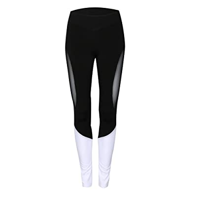 7TECH Irregular mesh stitching sports pants ZC2303