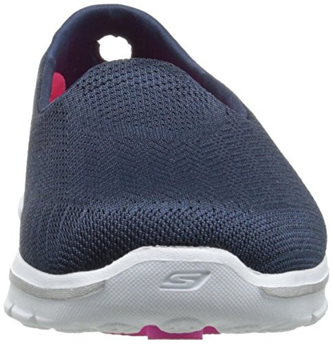 13983 Skechers Low Top Nvy Donna qwdgdXS