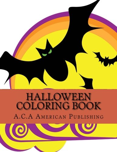 Download Halloween Coloring Book: Witches, Pumpkins and Fun! ebook