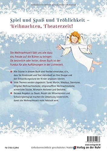 Weihnachten Auf Der Bühne Kleine Aufführungen Für Kita