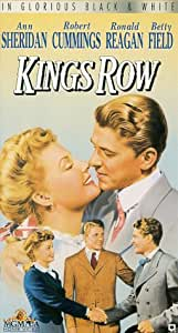 Kings Row [USA] [VHS]
