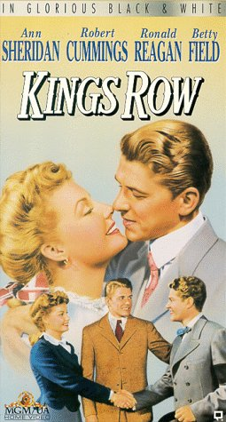 Kings Row [VHS] - Chicago Dr Coleman
