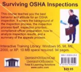 Surviving OSHA Inspections, Farb, Daniel and Gordon, Bruce, 1932634258