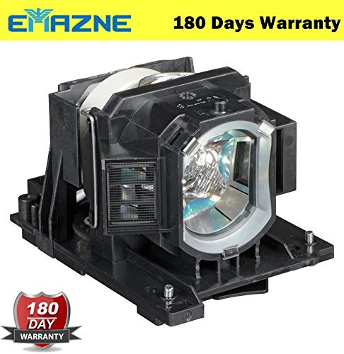 Emazne DT01171 Projector Replacement Compatible Lamp With Housing For Hitachi CP-WX4021 Hitachi CP-WX4021N Hitachi CP-WX4022WN Hitachi CP-WX5021 Hitachi CP-WX5021N Hitachi CP-X4021 Hitachi CP-X4021N [並行輸入品]   B07DQDCQ7F