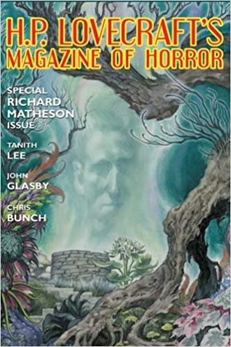Book H.P. Lovecraft's Magazine of Horror #2: Book Edition