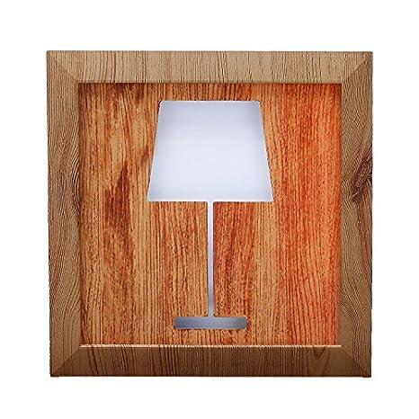 Amazon.com: Lámpara de pared soporte de luz Sconces ...