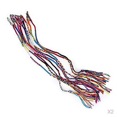 Risultati immagini per braccialetti filo colorato