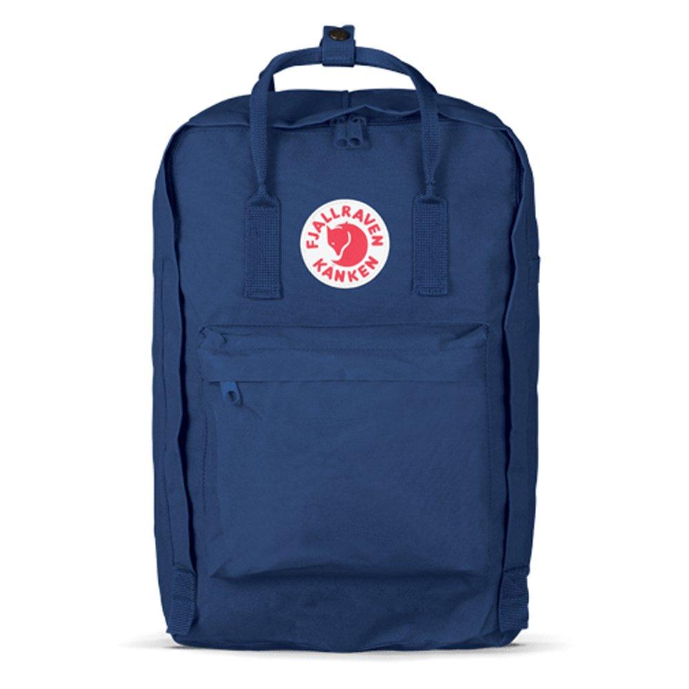 Fjallraven - Kanken Laptop 17'', Heritage and Responsibility Since 1960, Royal Blue