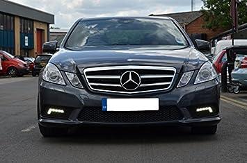 CKS AMG Mercedes Sport Grill Grille Black Black WE G0158 A1 BK