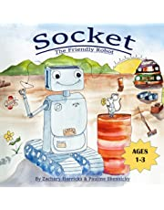 Socket The Friendly Robot